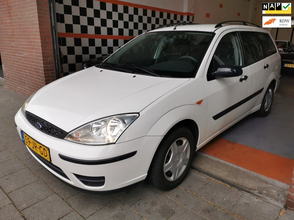 Ford Focus Wagon occasion - AcerCars