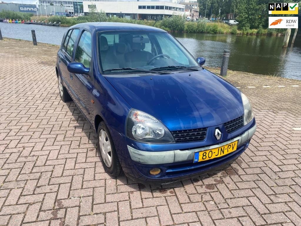 Renault Clio occasion - ML Cars - 's-Hertogenbosch