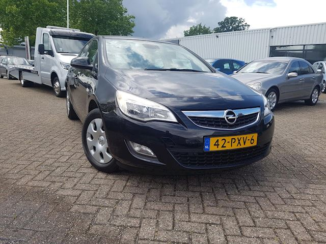 Opel Astra occasion - Twin cars