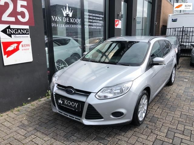 Ford Focus Wagon occasion - Van De Kooy Dealer Occasions