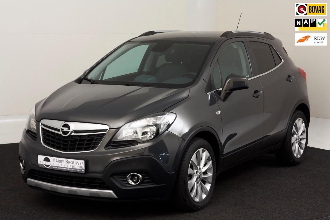 Opel Mokka occasion - Autobedrijf Harry Brouwer B.V.