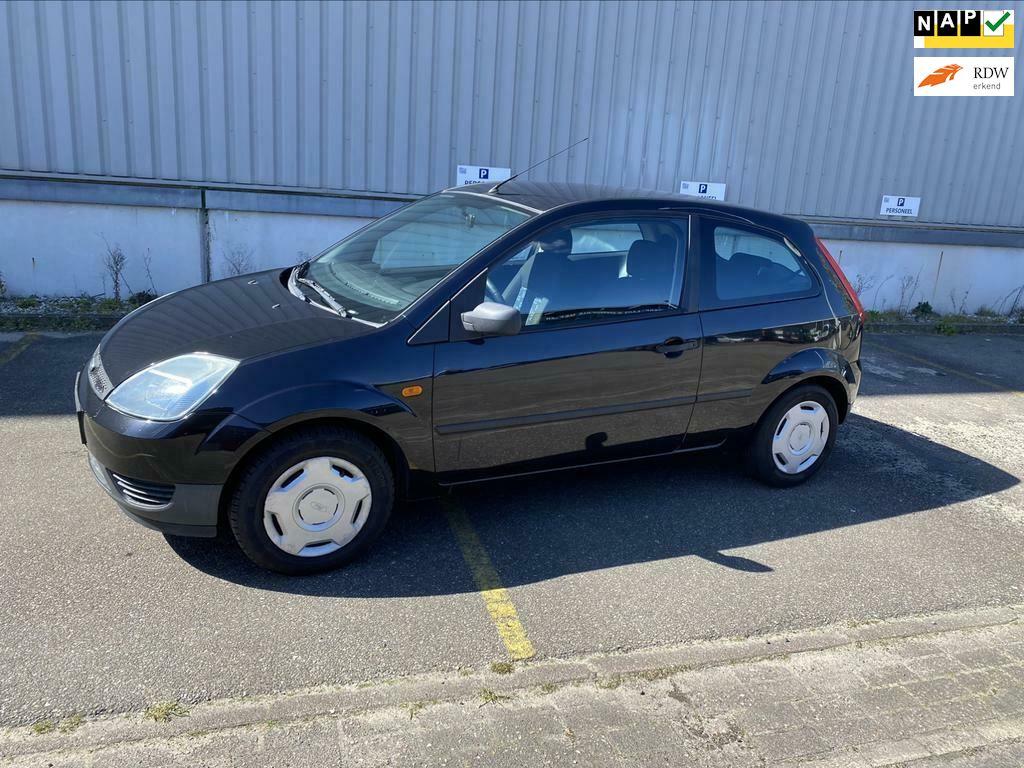 Ford Fiesta occasion - Auto Techno Schamp BV