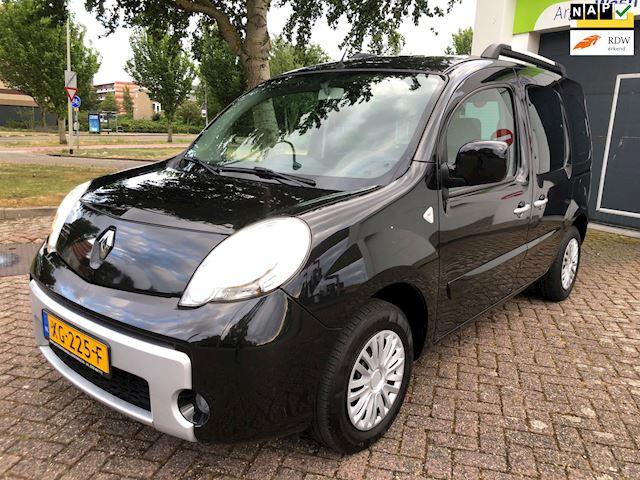 Renault Kangoo Family 1.6-16V Expression Airco/Cruise-Control/AUX/Elek-pakket/Goed Onderhouden/Zwart/Apk/Cv/Cd