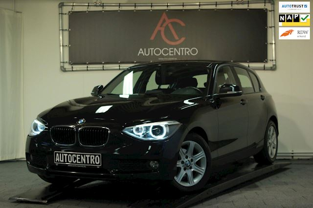 BMW 1-serie 116i Executive Upgrade NIEUWSTAAT! / LED / AUTOMAAT / PDC /