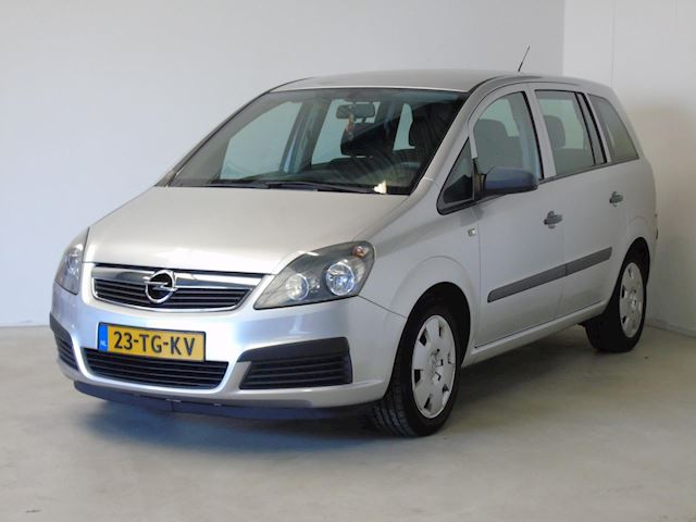 Opel Zafira 1.8 Business 7-Persoons