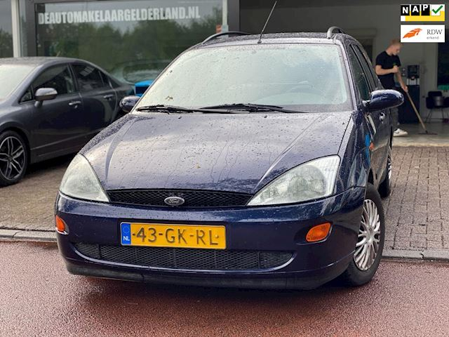 Ford Focus Wagon 1.6-16V Trend Automaat/Airco/Export