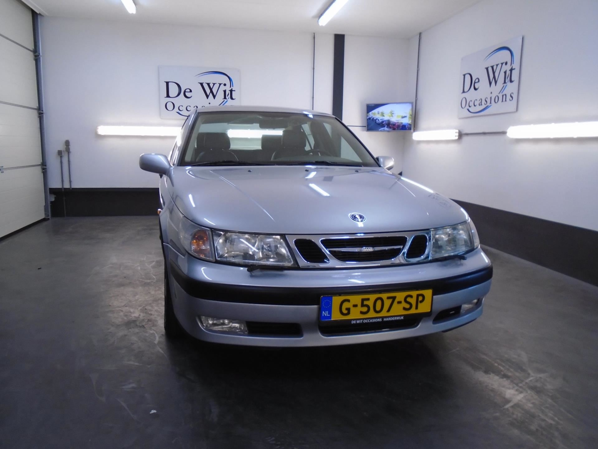 Saab 9-5 occasion - De Wit Occasions