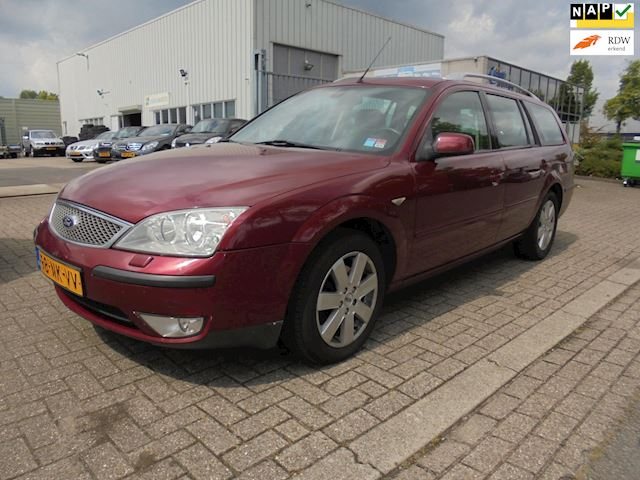 Ford Mondeo Wagon 2.0-16V First Edition ,APK 03-2021