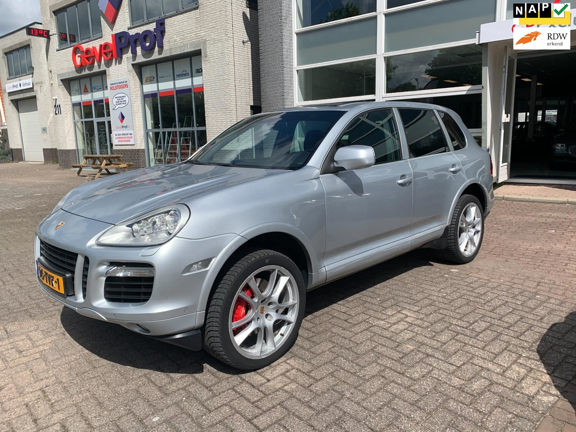 Porsche Cayenne occasion - GP Exclusive