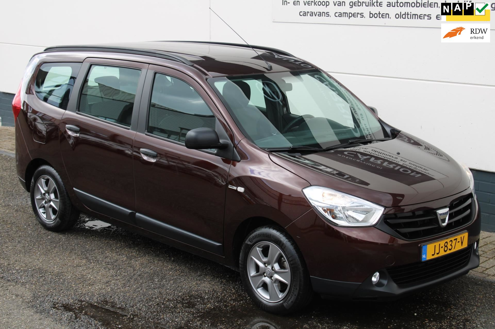 Dacia Lodgy occasion - CARRION