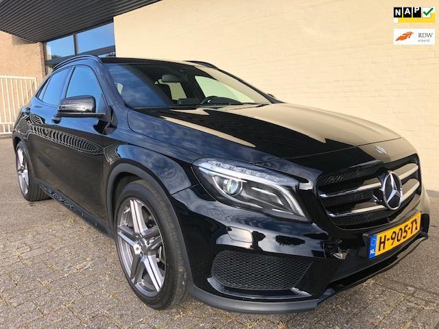Mercedes-Benz GLA-klasse occasion - Verkroost Auto's