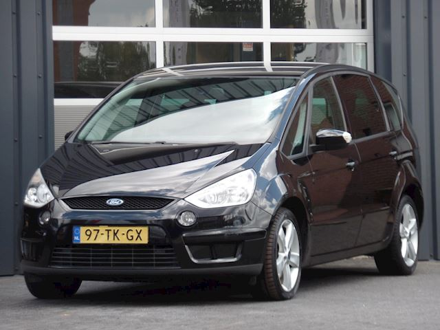 Ford S-Max 2.5-20V Turbo Climatecontrol Cruisecontrol Trekhaak