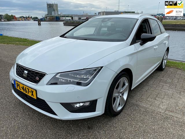 Seat Leon ST 2.0 TDI FR Business /DSG/ACC/Line Ass/LED