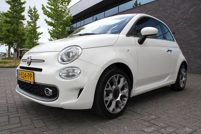 Fiat 500 1.2 Young sport