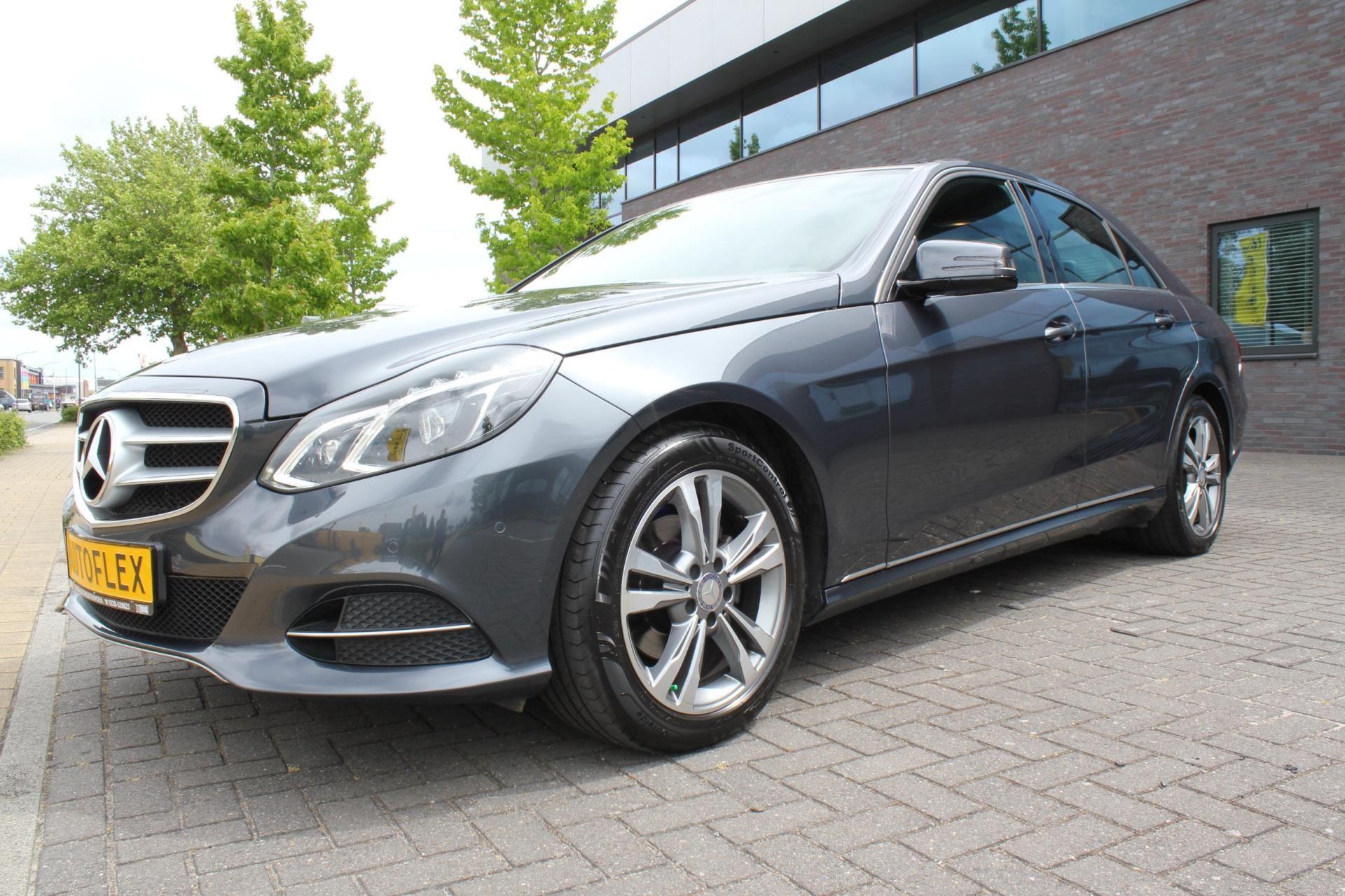 Mercedes-Benz E-klasse occasion - Autoflex Grootebroek