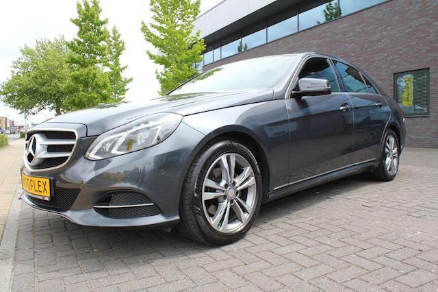 Mercedes-Benz E-klasse 220 BlueTEC Lease Edition