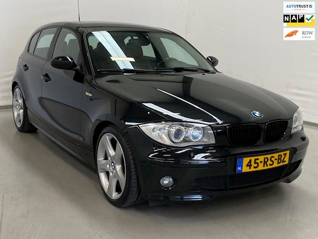 BMW 1-serie 116i High Executive /M Pakket / Airco / Leder / Xenon / NAP