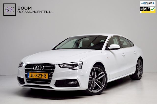 Audi A5 Sportback occasion - BoomOccasionCenter.nl