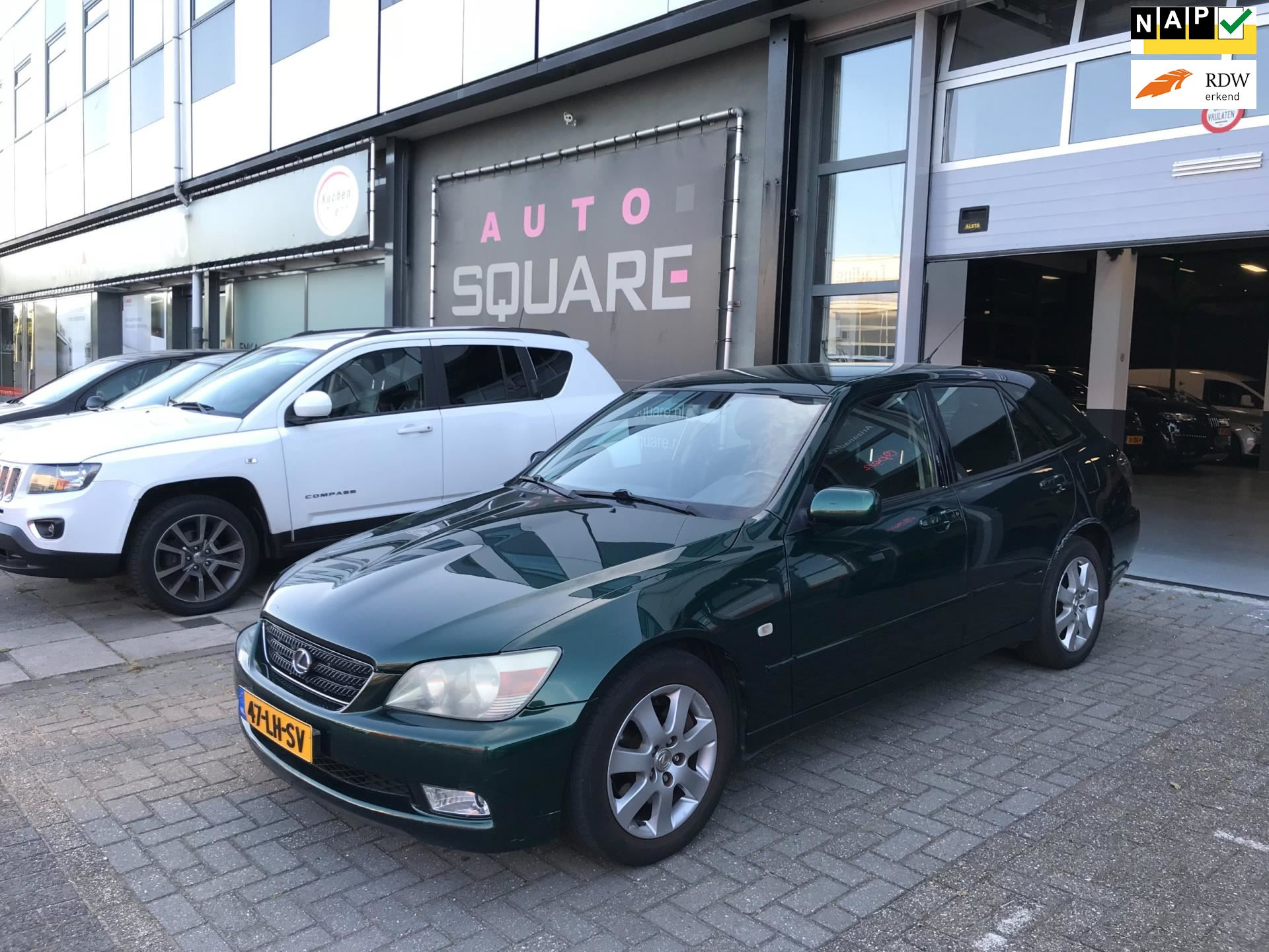 Lexus IS SportCross occasion - Auto Square