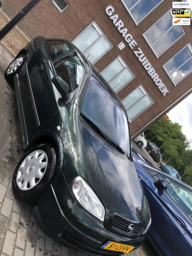 Opel Astra 1.6 Comfort AIRCO