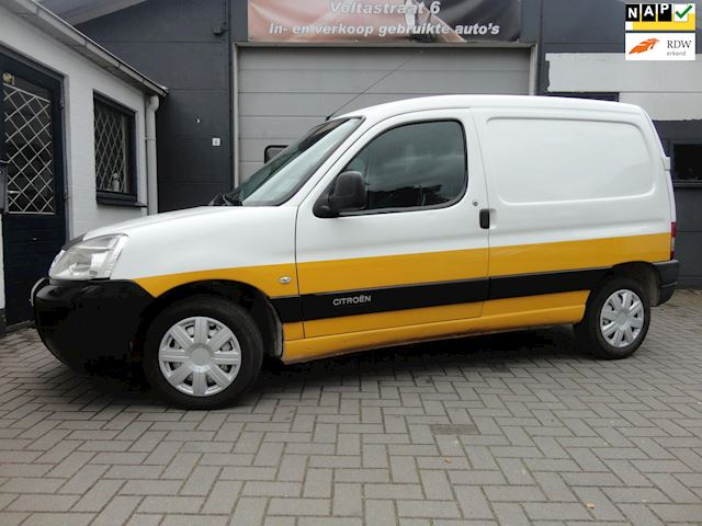 Citroen Berlingo 1.6 HDI 600 First  1E EIG.   VERKOCHT