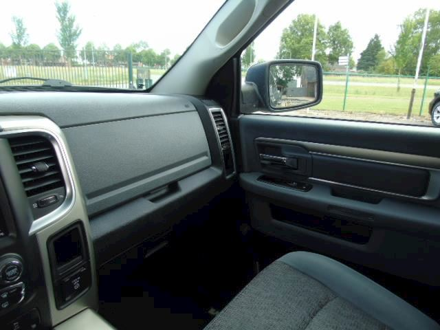 Dodge Ram 1500 3.6 V6 crew cab 4x4