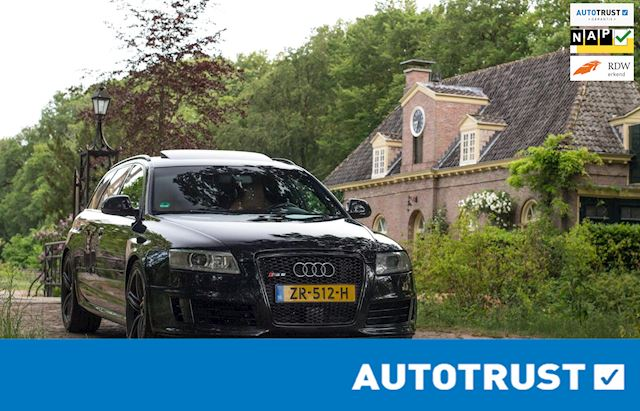Audi A6 Avant 5.0 TFSI RS6 Edition one special 700 pk