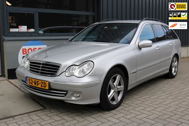 Mercedes-Benz C-klasse Combi occasion - Bosch Workshoppartner VDV Automotive B.V.