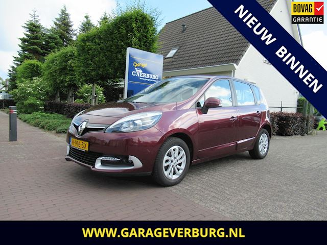 Renault Scénic 1.2 TCe  (Navi,Cruise,PDC,Stoelverwarming)