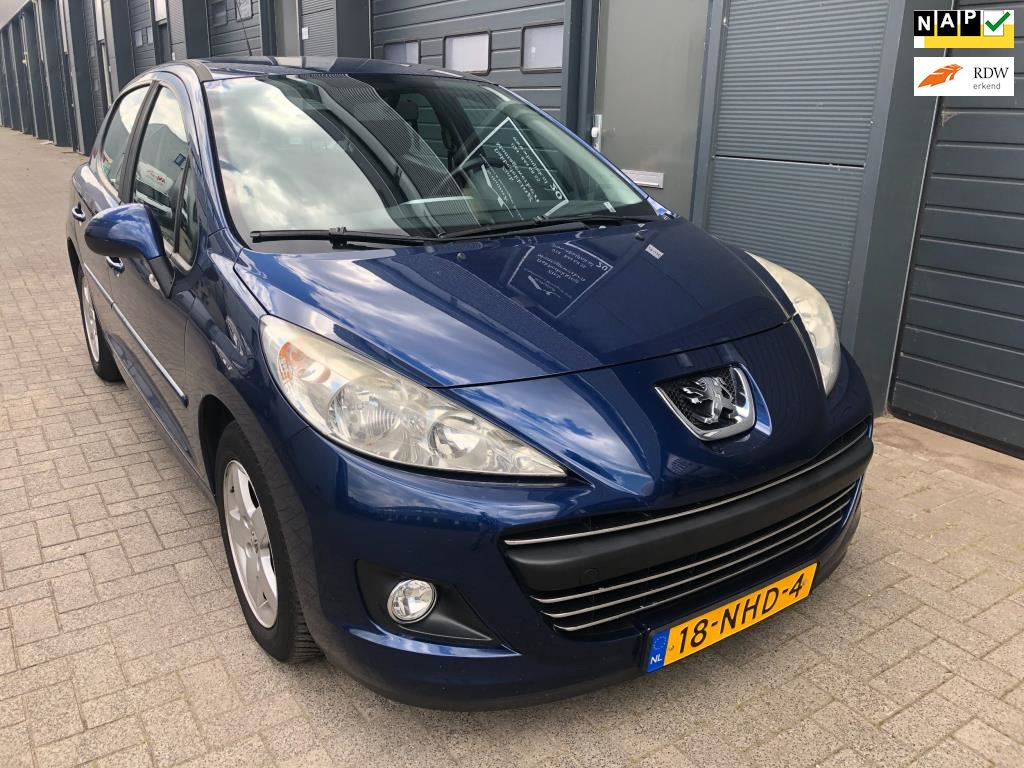 Peugeot 207 occasion - Pascal Traa