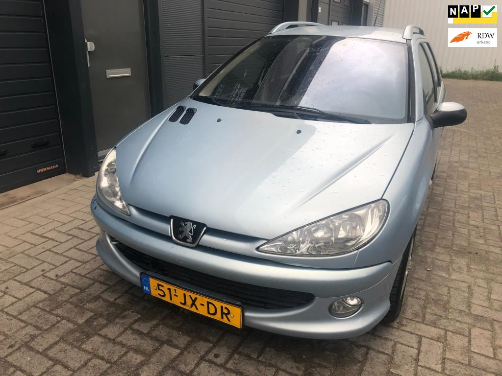 Peugeot 206 SW occasion - Pascal Traa