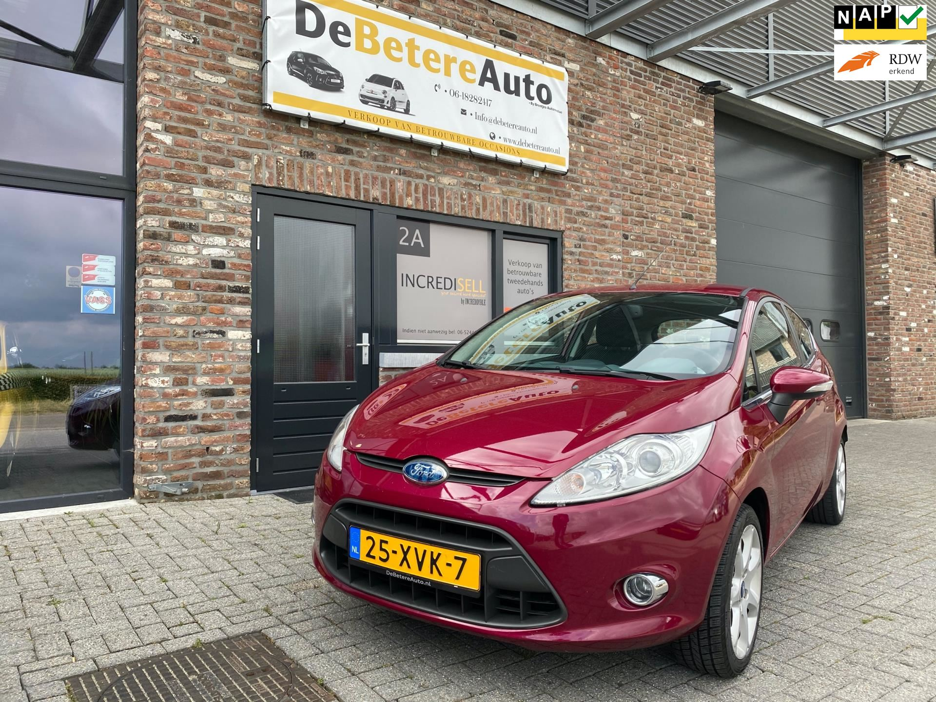 Ford Fiesta occasion - DeBetereAuto