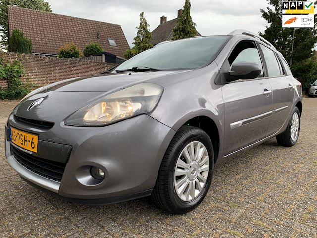 Renault Clio Estate 1.2 TCE Collection Nette auto! Ned. auto / APK 04-2021