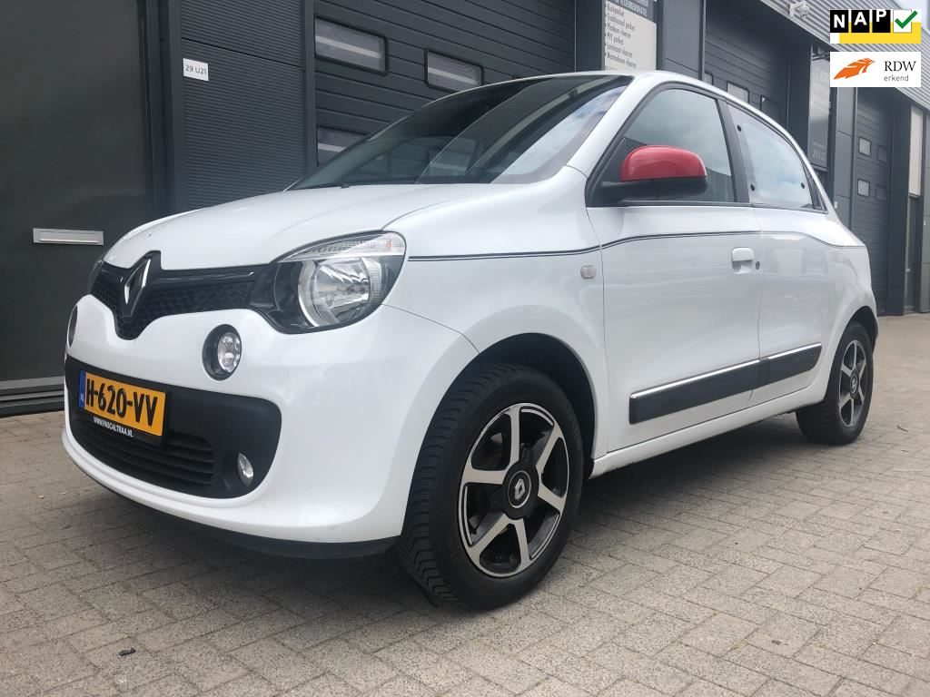 Renault Twingo occasion - Pascal Traa