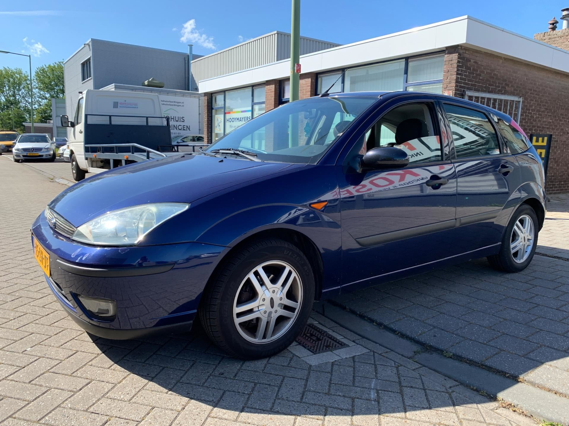 Ford Focus occasion - Kose Auto's