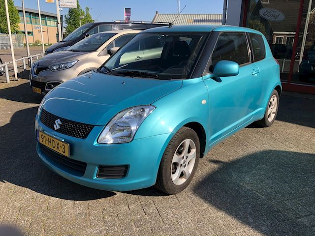 Suzuki Swift 1.3 Comfort luxe BJ 2008