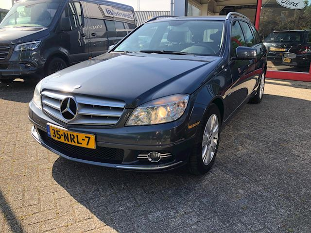 Mercedes-Benz C-klasse Estate 200 CDI BlueEFFICIENCY Business Class AVANTGARDE BJ 2010