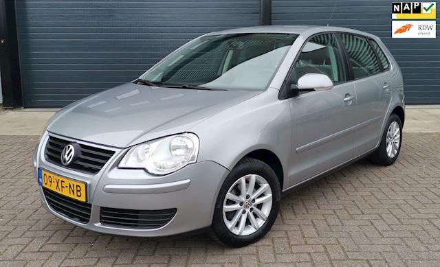 Volkswagen Polo 1.4 55KW AUT 2007 Grijs AIRCO*NAP*NWE APK