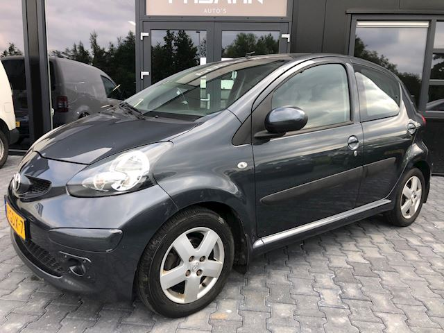 Toyota Aygo 1.0-12V Sport # airco LM AUTOMAAT!!! #