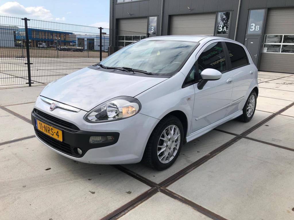Fiat Punto Evo occasion - Adak Auto's