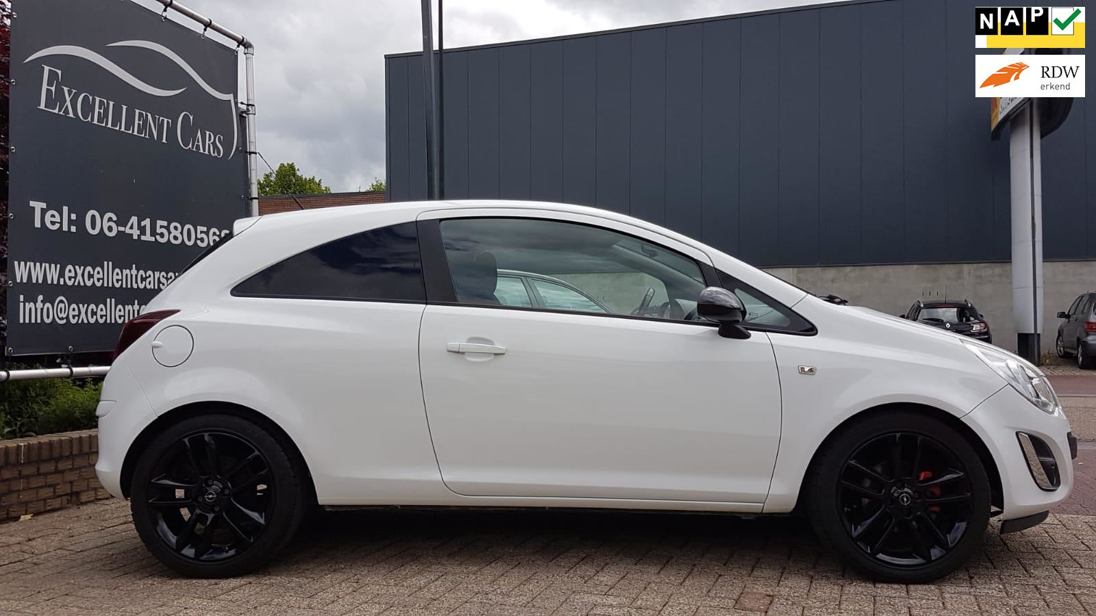 Opel Corsa occasion - Excellent Cars