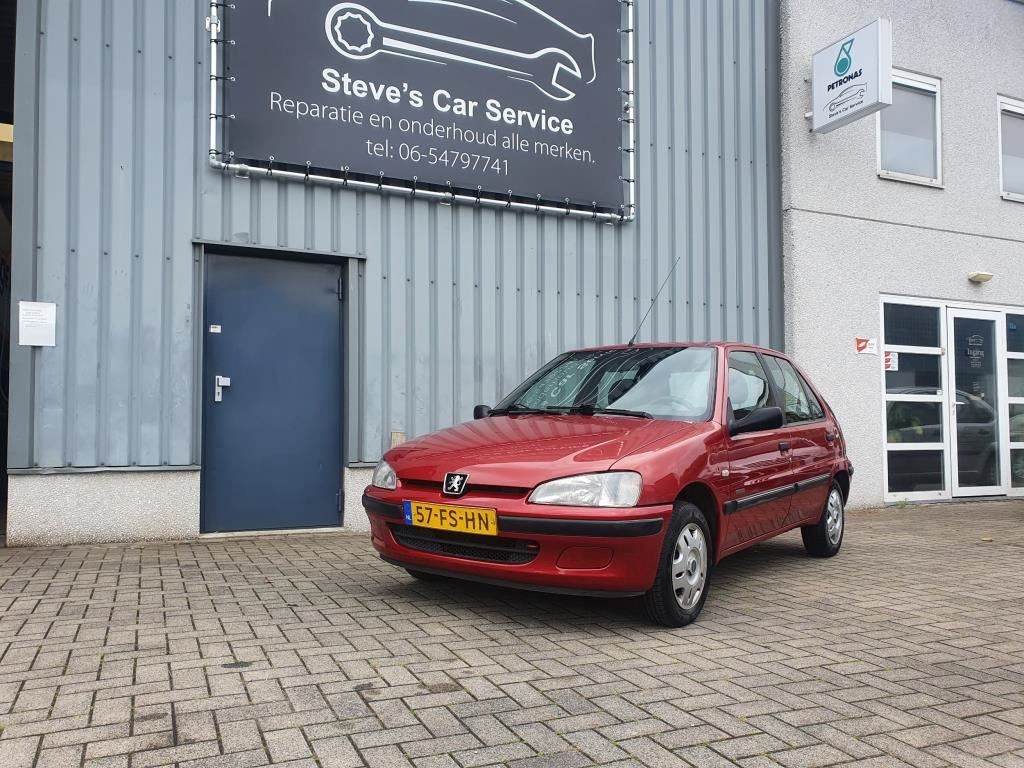 Peugeot 106 occasion - Steves Car Service