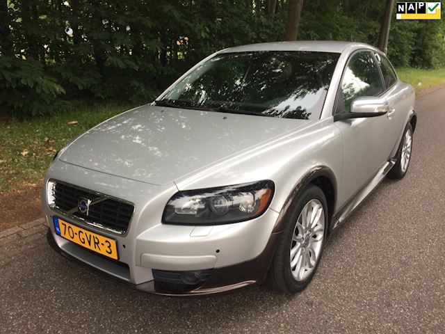 Volvo C30 1.8 leer, PDC voor/achter, airco, cruise cntr