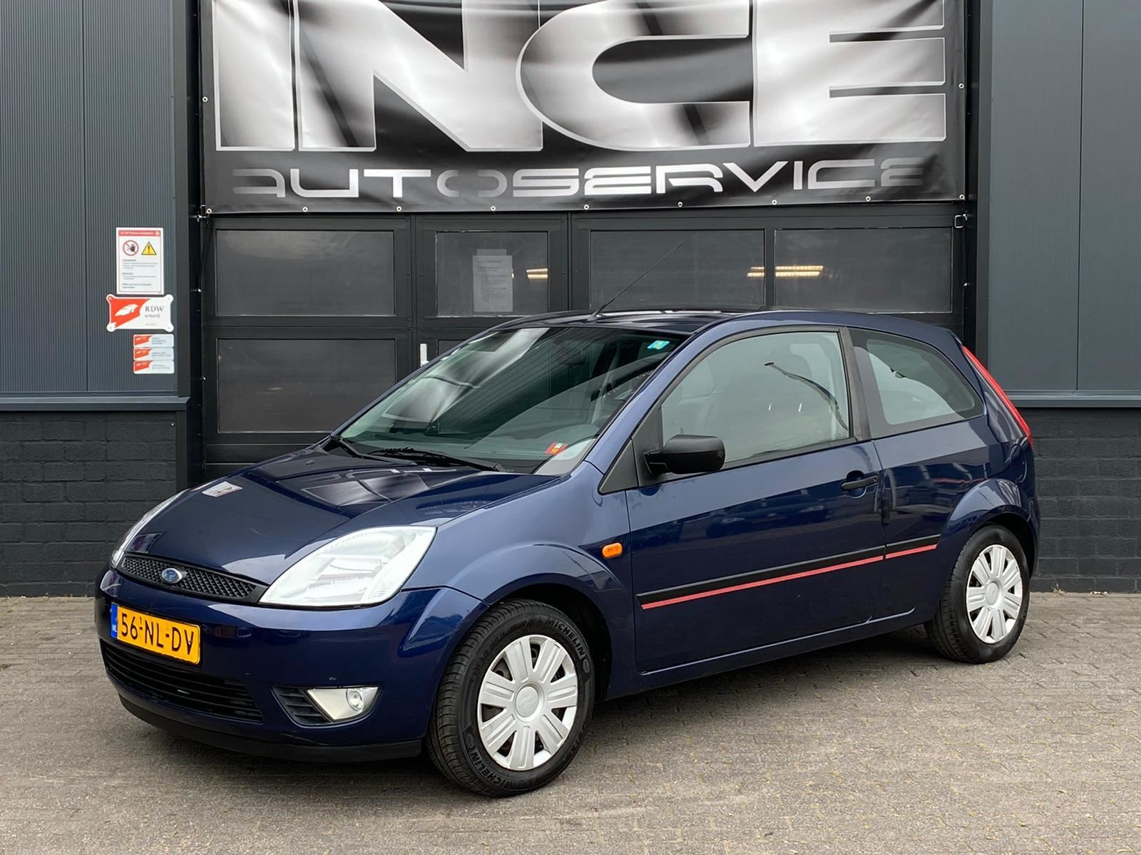 Ford Fiesta occasion - Ince Autoservice