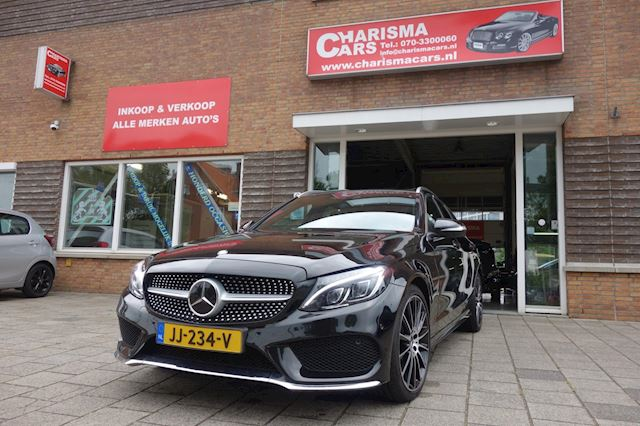 Mercedes-Benz C-klasse Estate 250 CDI 4MATIC Prestige AMG |PANORAMA/AUT./FULL