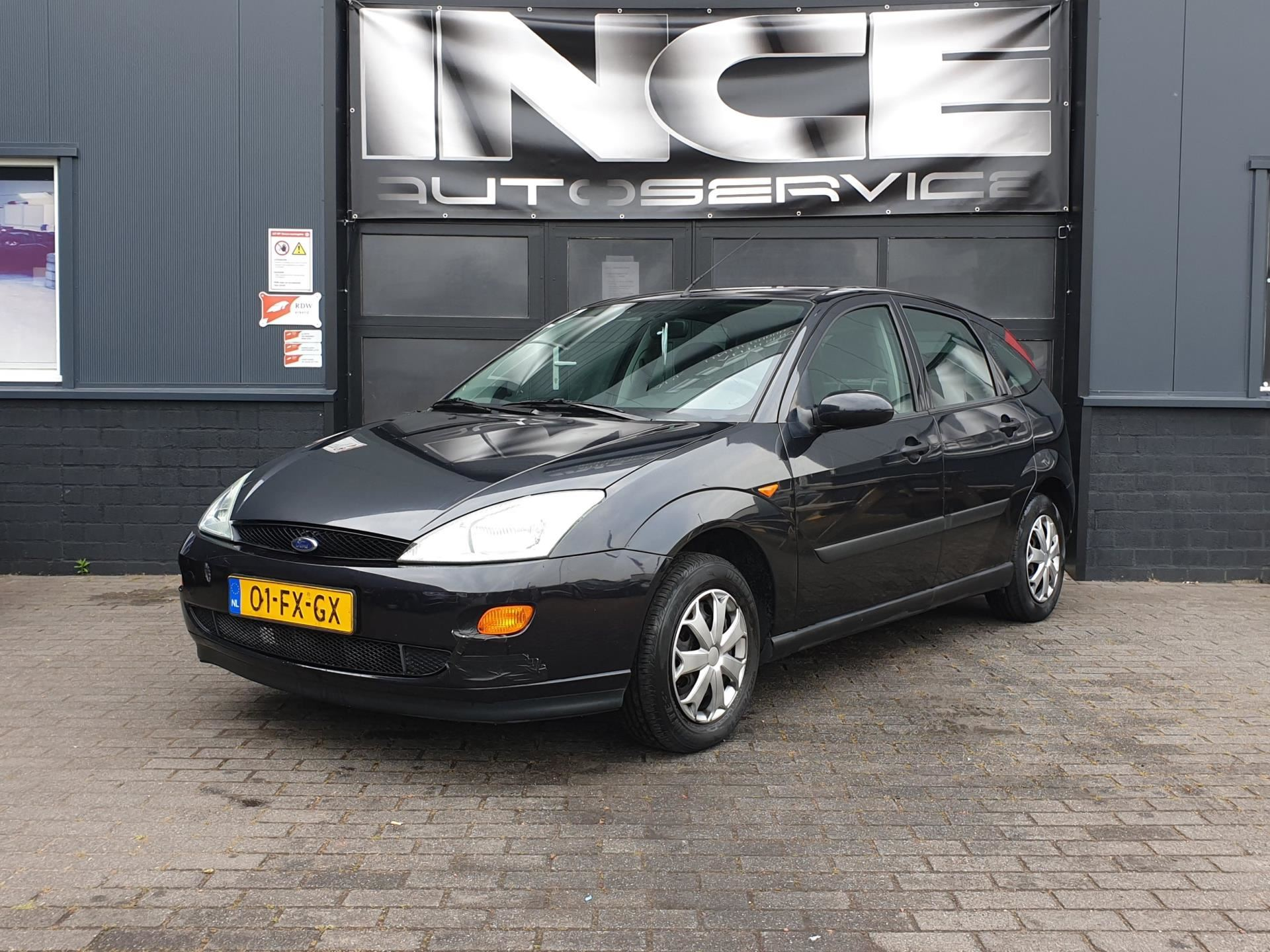 Ford Focus occasion - Ince Autoservice
