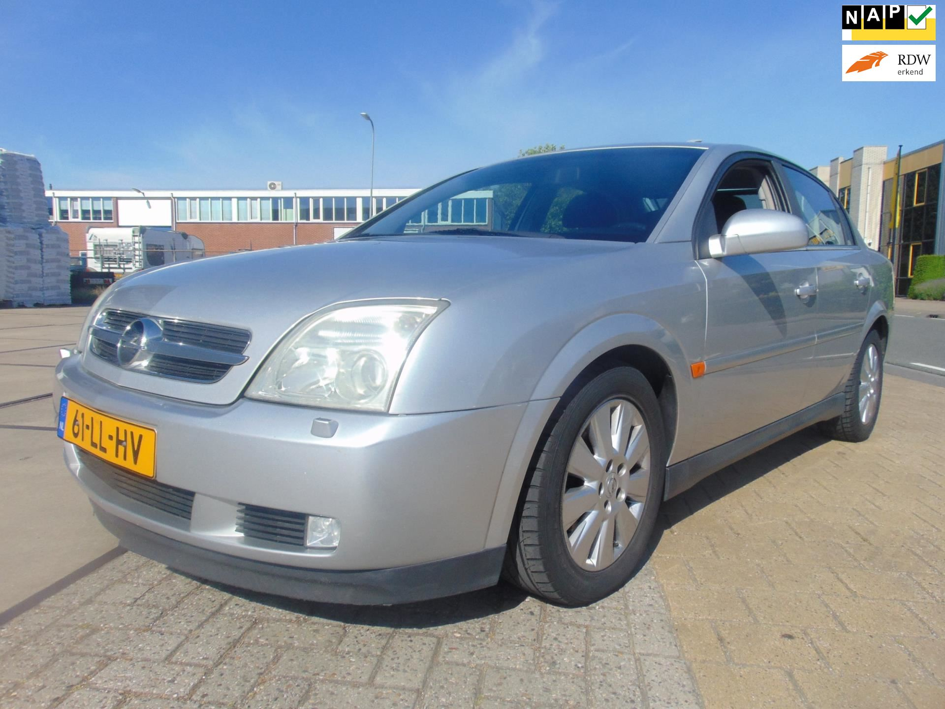 Opel Vectra occasion - FB2 Cars