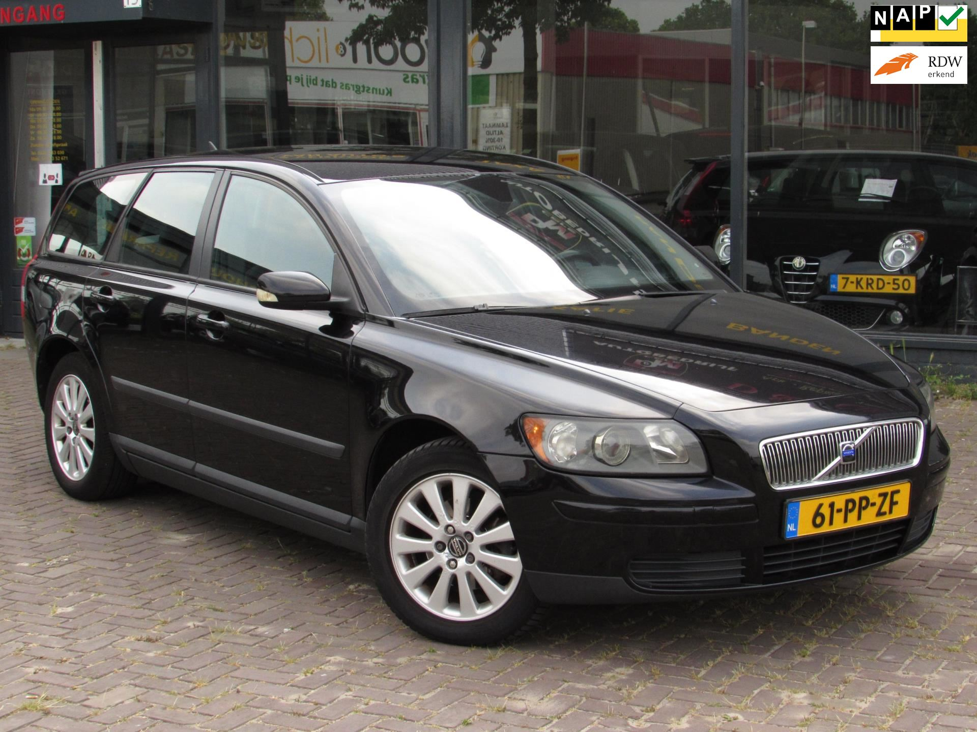 Volvo V50 occasion - D&M Cars