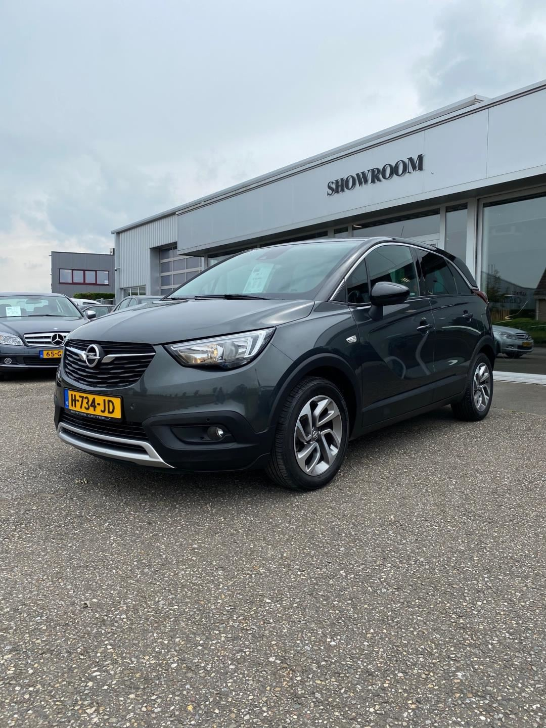 Opel Crossland X occasion - Garage Casteels