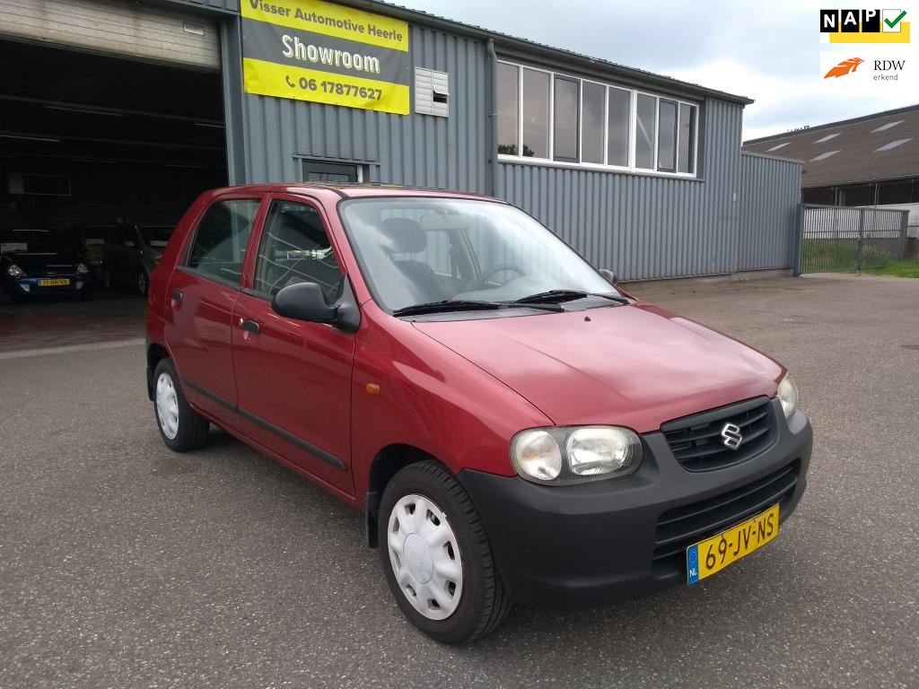 Suzuki Alto occasion - Visser Automotive Heerle